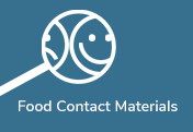 blue Icon - certificate - food contact materials - danish authorities